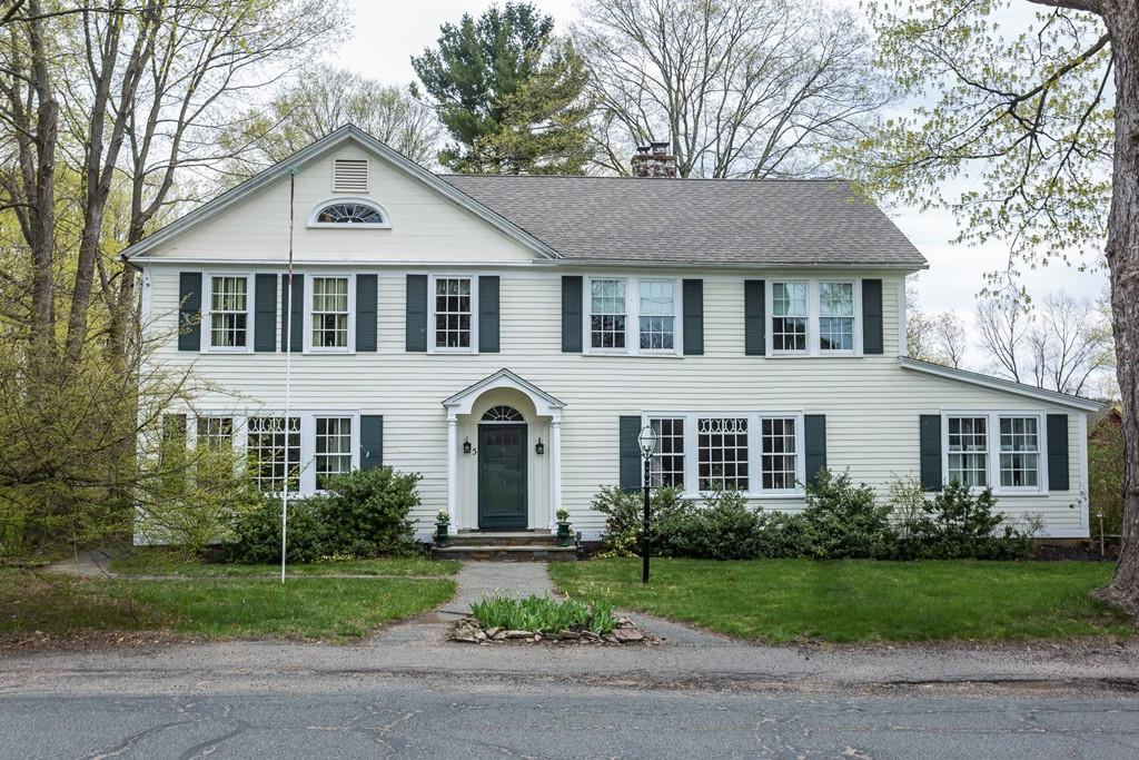 Homes For Sale In Granby Ma