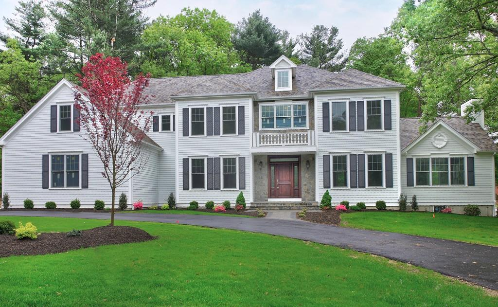 New Homes For Sale In Westwood Ma